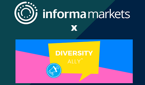Informa Markets and Diversity Ally announce global partnership