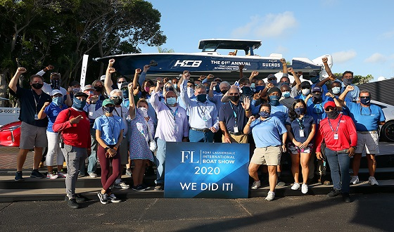 FLIBS Successfully Launches First Live Tradeshow Outside Asia Since Pandemic